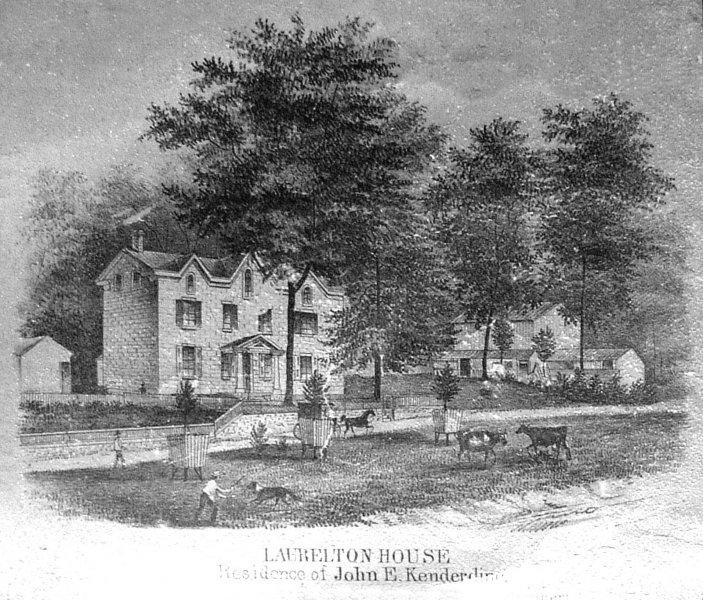 Kenderdine-JohnE_Residence-Laurelton