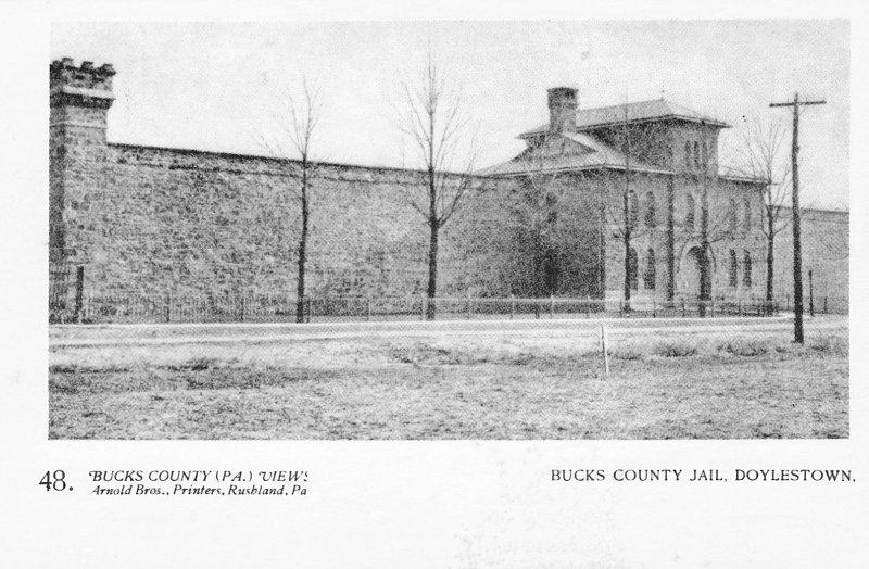BucksCountyJailDoylestown