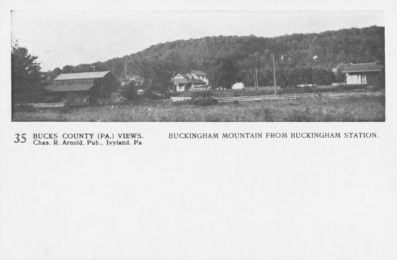 buckinghammountain