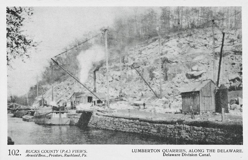 lumbertonquarry