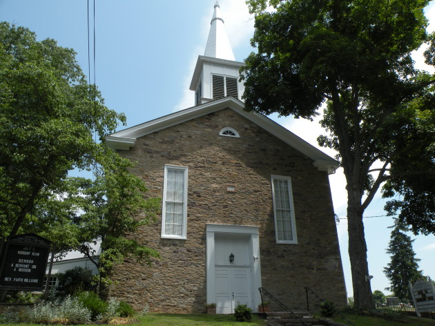Carversville Christian Church
