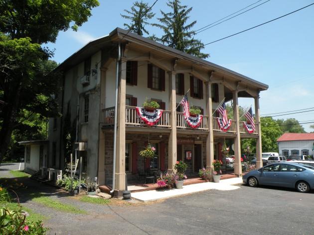 Carversville Inn