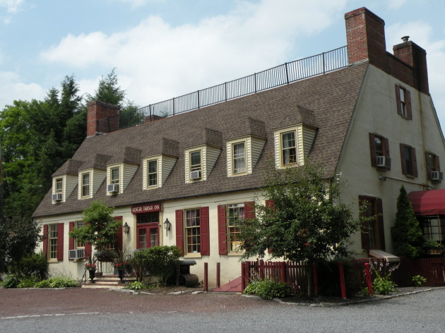 Centre Bridge Inn