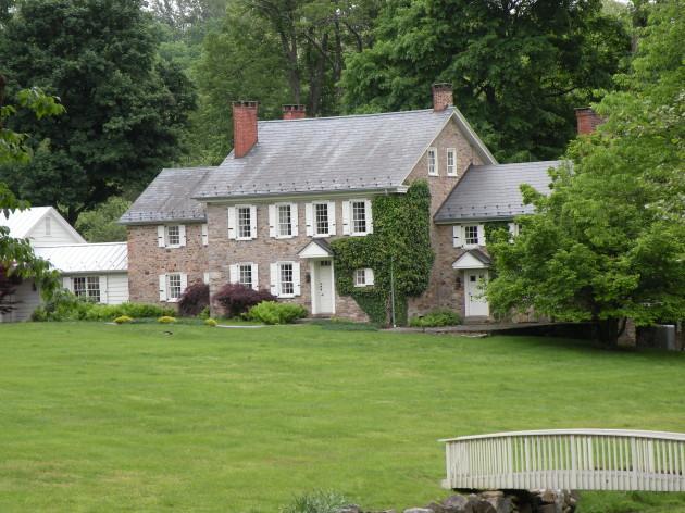 Moses Eastburn house
