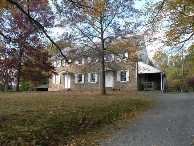 Solebury Friends Meetinghouse