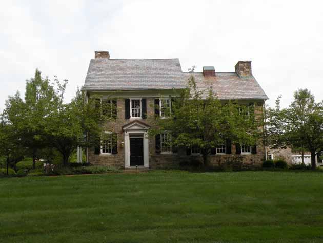 Inghamdale, home of Dr. Jonathan Ingham