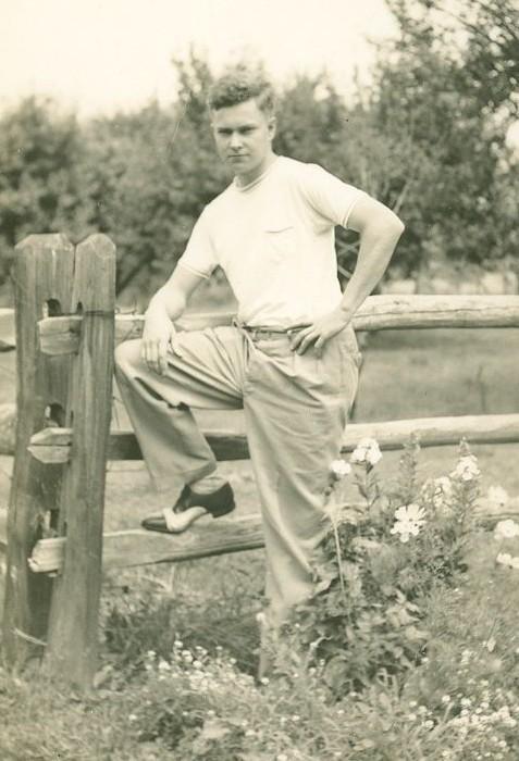 Ranulph Bye circa 1936